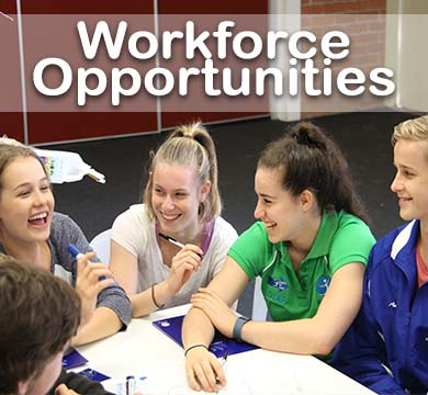 Gymnastics NSW | Workforce